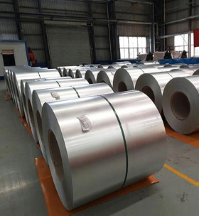 SS 409 Cold Rolled Coils